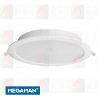 megaman fdl73900v0 led recessed downlight 筒燈