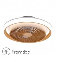 framtida jupiter wood ceiling fan 風扇燈