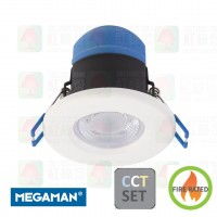 megaman fds72100v0-dm-sc fire rated led spot light