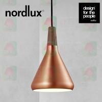 nordlux float 18 copper pendant lamp2