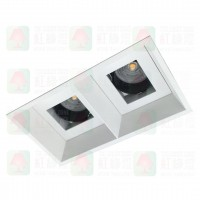 multitech dl-9202 mike 2 recessed spot rack