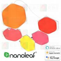 nanoleaf sharps hexagon 5 panels