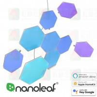 nanoleaf sharps hexagon 9 panels