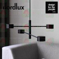 nordlux clyde 4 heads led pendant lamp
