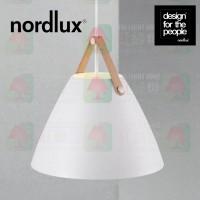 nordlux strap 36 white pendant leather strap