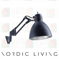 nordic living Archi_W1_with_Wall_Mount_SeaBlue_wall lamp