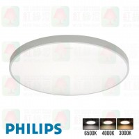 philips cl702 silver led ceiling light