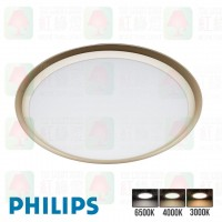 philips cl825 jupiter 幻鏡 round gold led ceiling light
